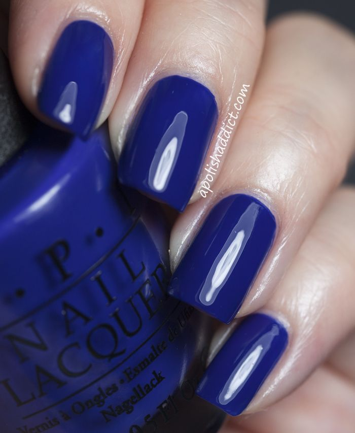 OPI Euro Centrale Collection Swatches and Review   A Polish Addict ...