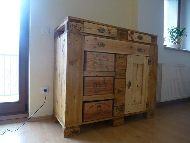 Top 10 Möbel aus Paletten bauen - küchenmöbel gebraucht berlin