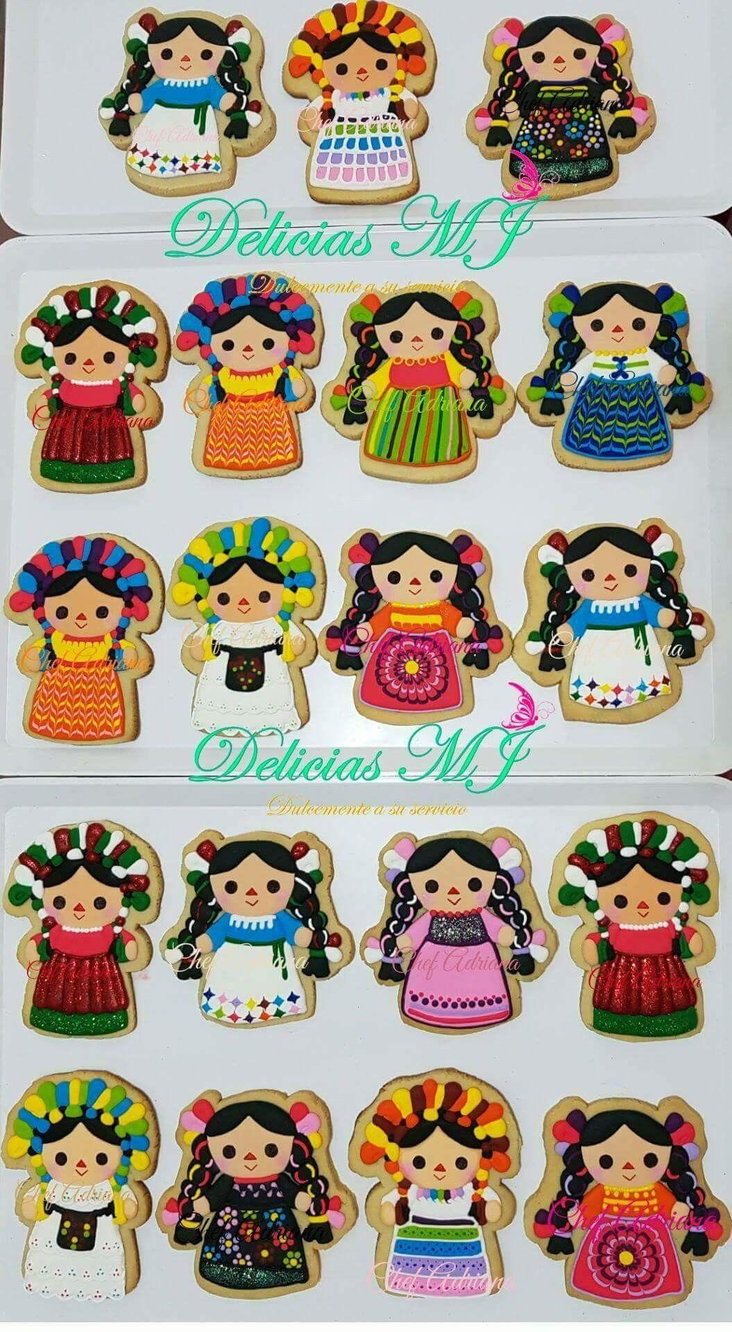 AranzaDrive Galletas Decoradas Mexicanas 171b314d09d