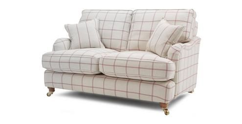 Gower Check Medium Sofa Gower Check | DFS