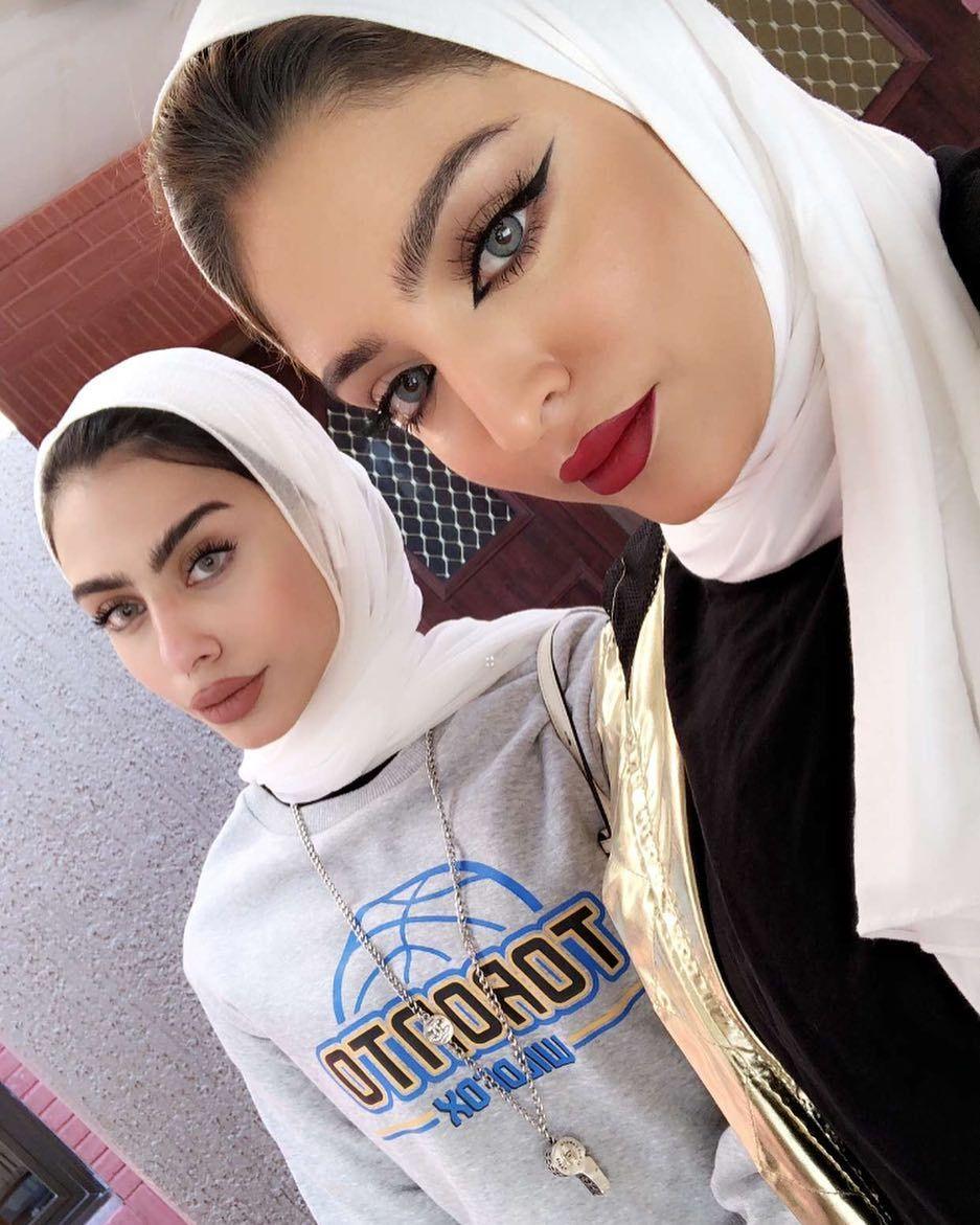 Beautiful Kuwaiti Women   The Myller Heiress In -3892