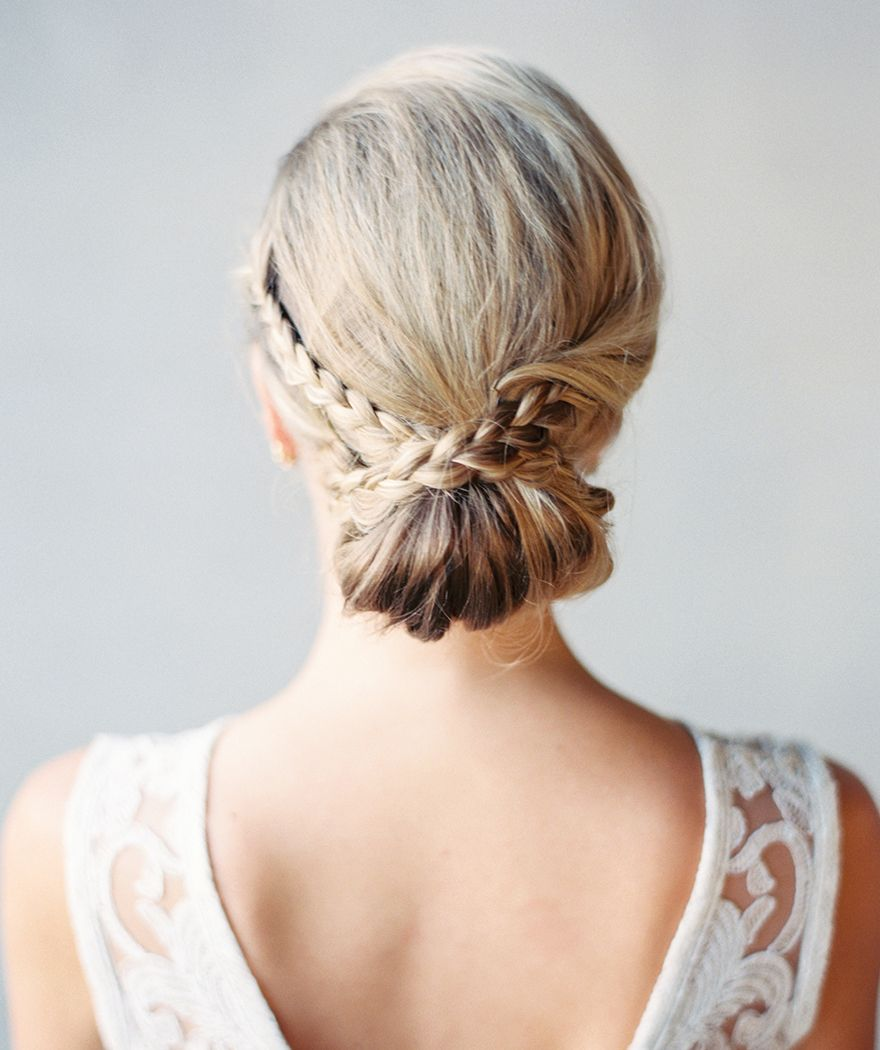 4 Gorgeous Wedding Hair styles for the natural bride | The natural ...