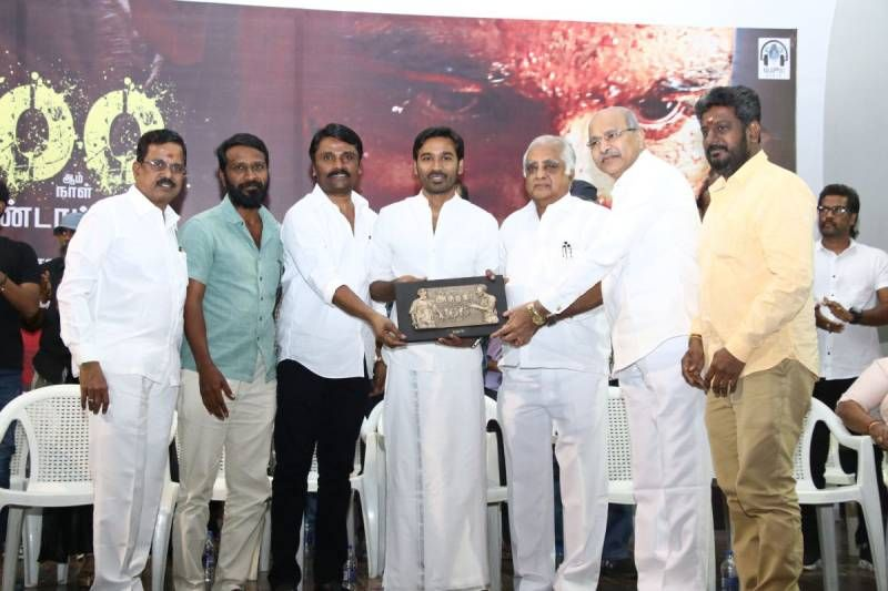 Actor Dhanush Speech At Asuran Movie 100 Days Celebration