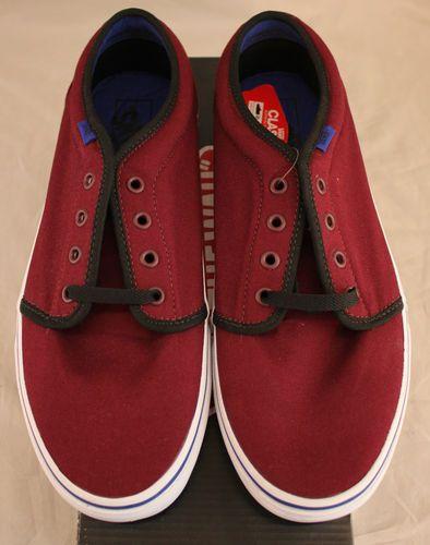 45d25138da Vans authentic 106 Vulcanized canvas skate shoes