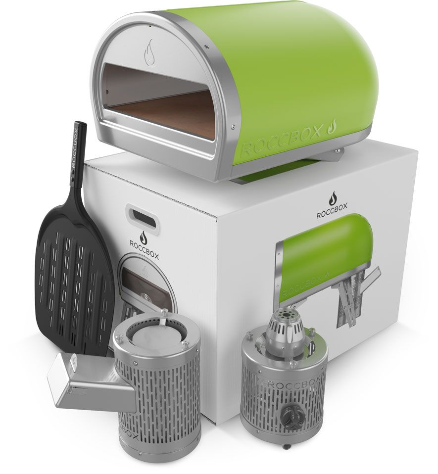 Say hello to Roccbox - Roccbox is a portable, compact and lightweight stone bake oven.Roccbox is a rock in a box that produces astounding cooking results.