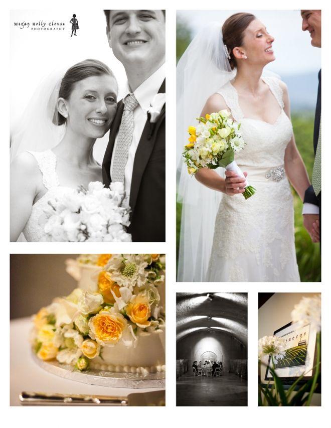 Gloria Ferrer Vineyard Sonoma Wedding 4