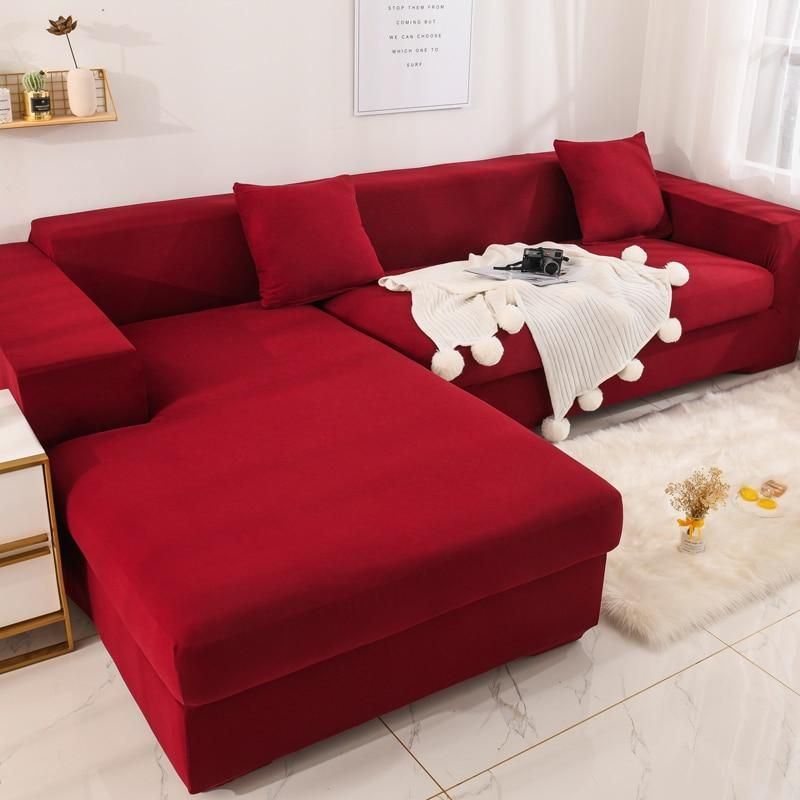 Slipperfect Sofa Cover Couch Sectional Protector Waterproof Stretch Pet Proof Slipcover Slipcovers For Chairs Sofa Covers Slipcovers