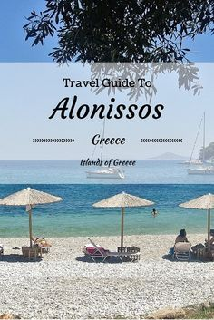 Alonissos, The Underrated Greek Island.   grecia   Greek ...