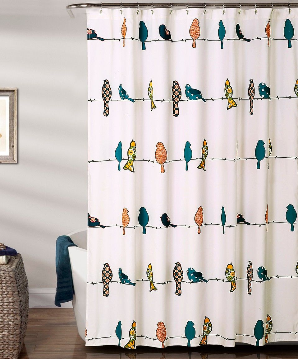 Take A Look At This Rowley Birds Shower Curtain Today Bird
