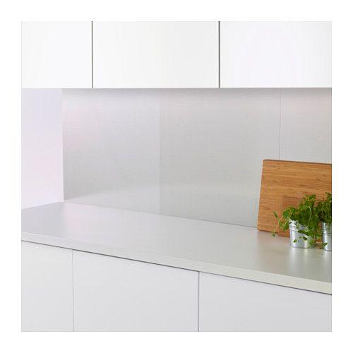 FAGERFORS Rivestimento da parete, alluminio | ECO & DIY | Pinterest ...