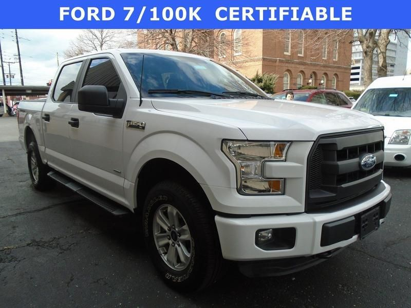Used 2015 Ford F150 XL w/ Sport Appearance Package for