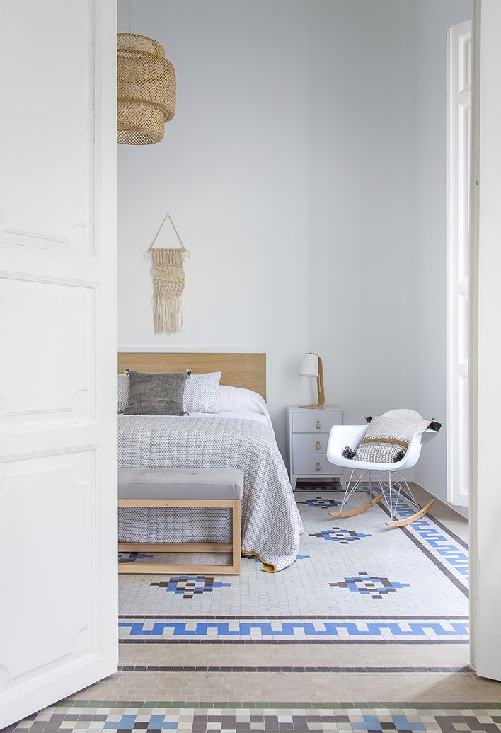 Hogares Kenay: un piso con un encanto especial | Pinterest | Techos ...