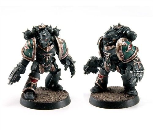 Space marine Arms 5 Pairs Warhammer 40k Horus Heresy Tactical Squad