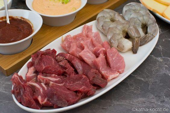 Raclett fleisch