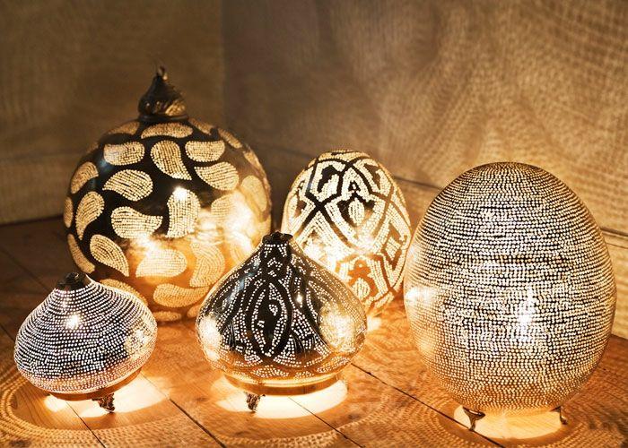 herrliche orientalische lampen f r ihr zuhause ideen f r den wintergarten pinterest. Black Bedroom Furniture Sets. Home Design Ideas