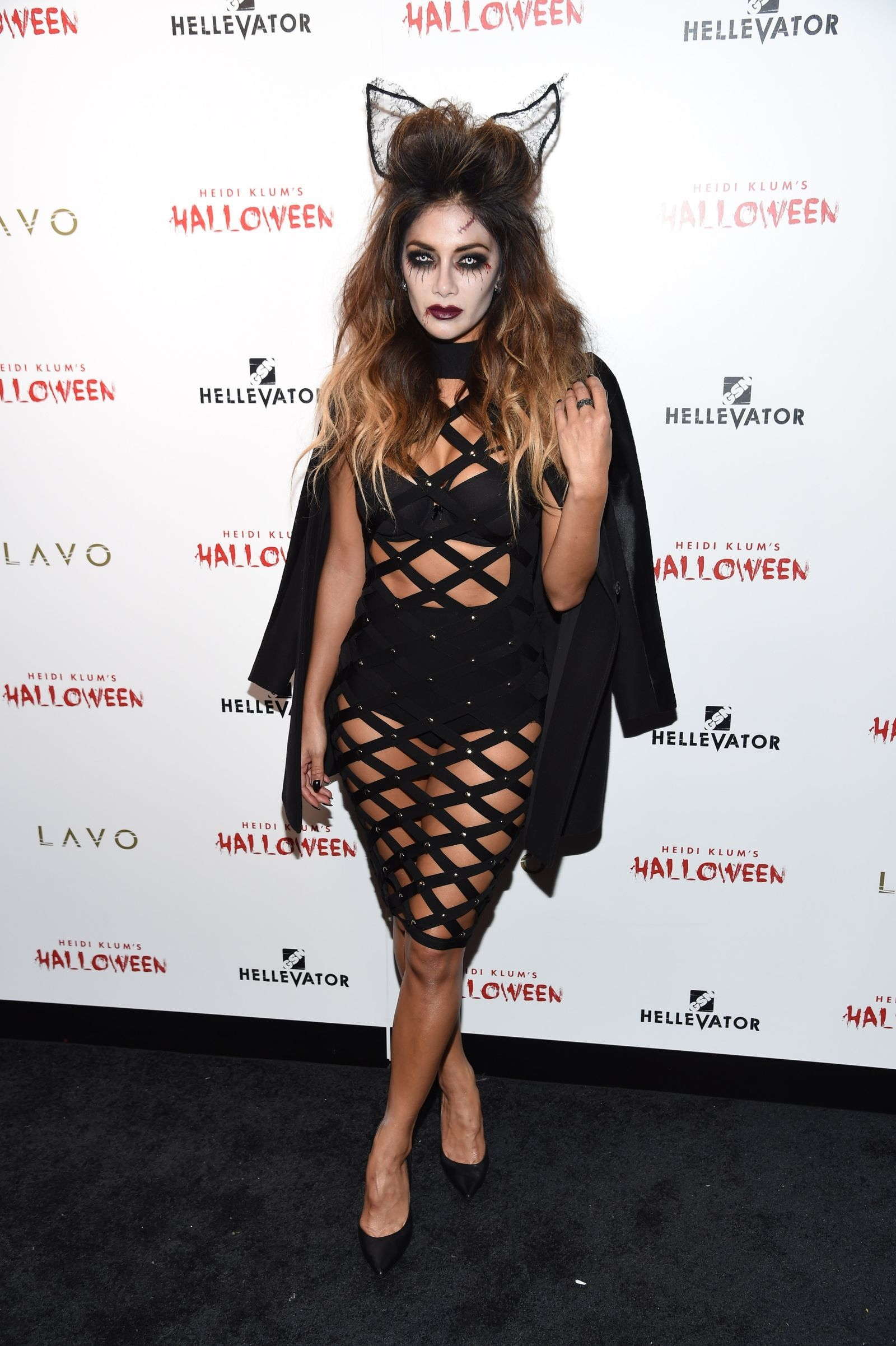 Nicole Scherzinger Halloween Costume.The Best Celebrity Halloween Costumes Of All Time Halloween