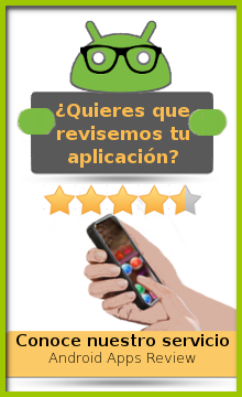 Nuestro Servicio Review para Aplicaciones Android ofrece a los desarrolladores la posibilidad de promover sus juegos y aplicaciones Android para que puedan conseguir una mayor cantidad de usuarios. #review #android #androidapps