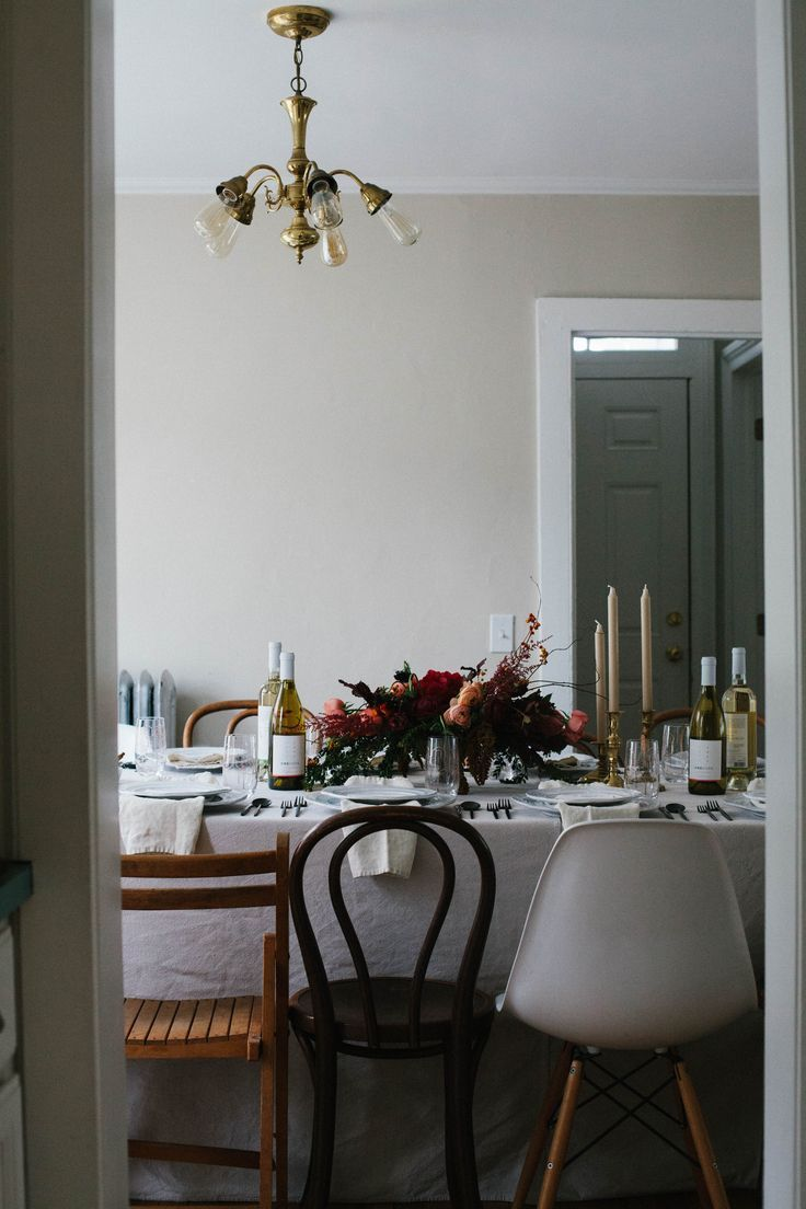 A daily something holiday table inspiration tips ugth