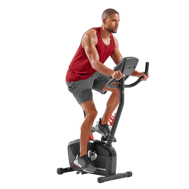 Schwinn A10 Upright Bike Biking Workout Best Exercise Bike Upright Bike