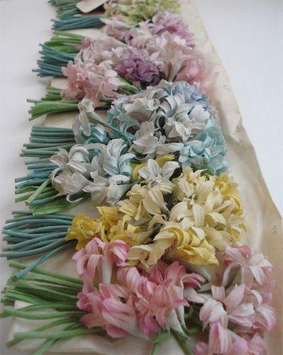Vintage millinery flower samples pastels flower and flowers vintage millinery flower samples flickr photo sharing mightylinksfo