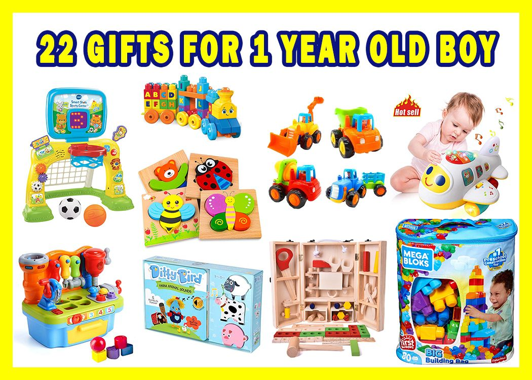 Awesome Best Gifts For 1 Year Old Boy Toys for 1 year