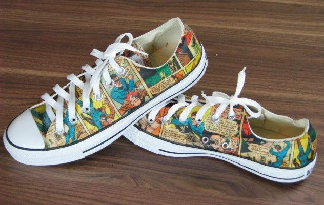 Twinkle Toes: Bookish Shoes for