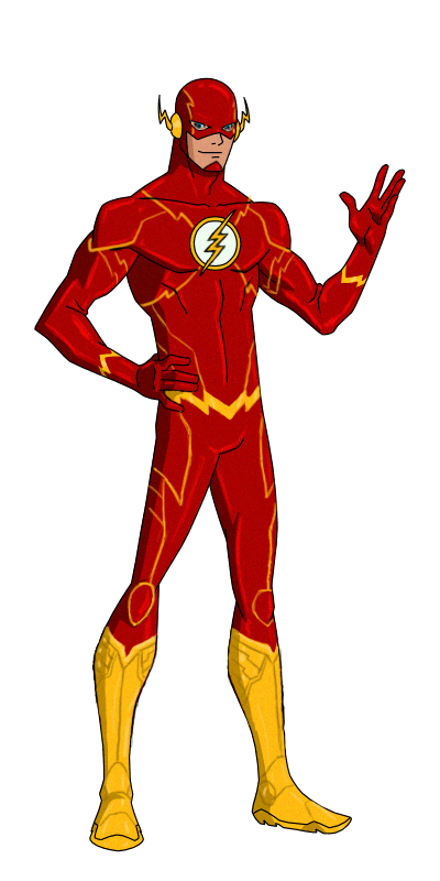 Character Design In Flash : Dc new the flash animated by kyomusha viantart on