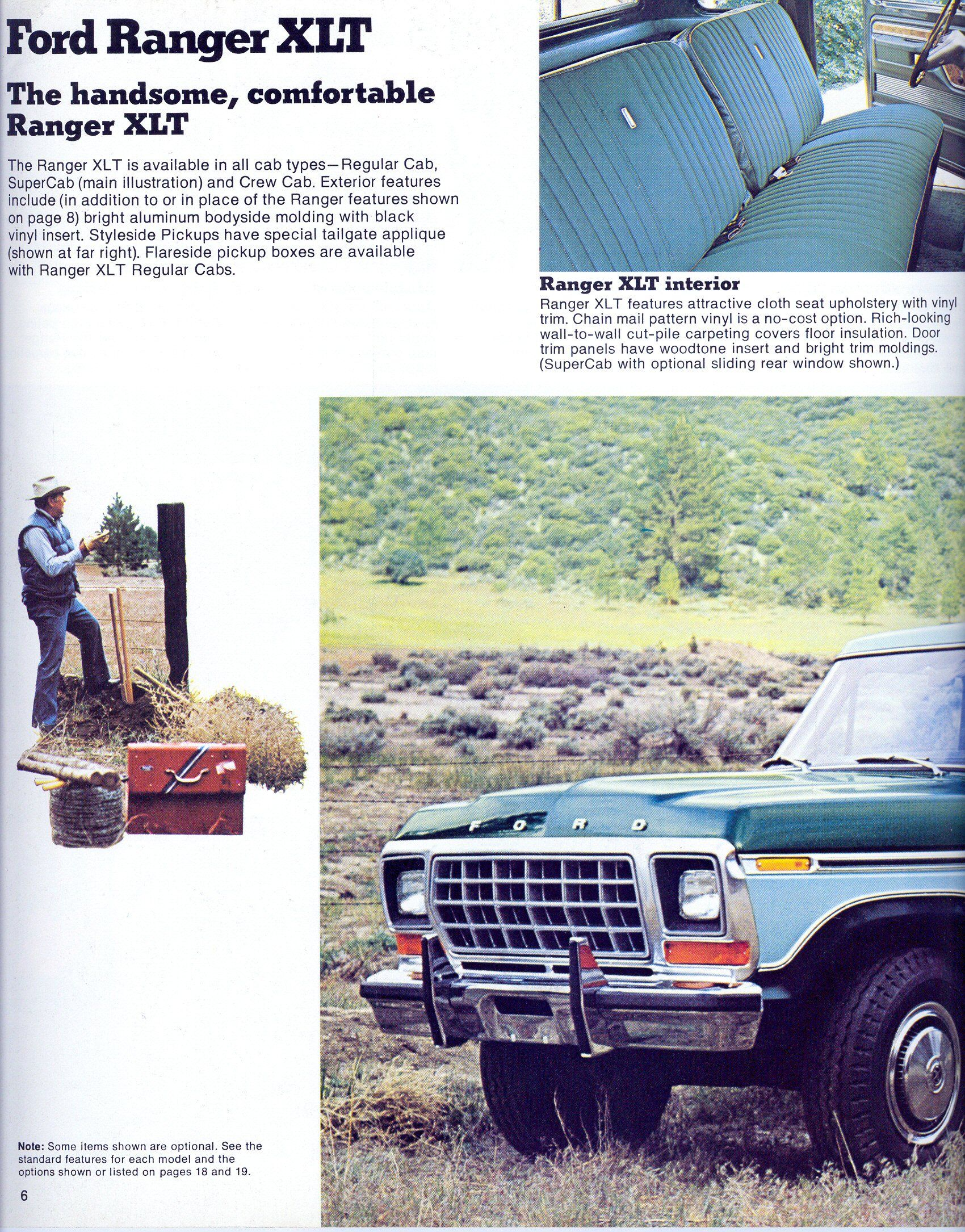 1979 Ford Truck Brochure 1979 Ford Truck Ford Pickup Trucks Classic Ford Trucks
