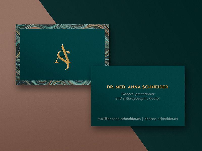Business Cards + Logo Design