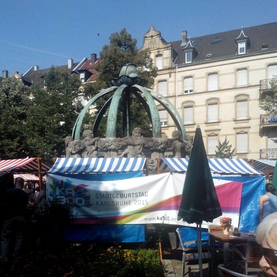 Volksfest Karlsruhe