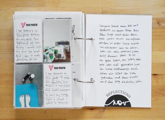 create diary in word