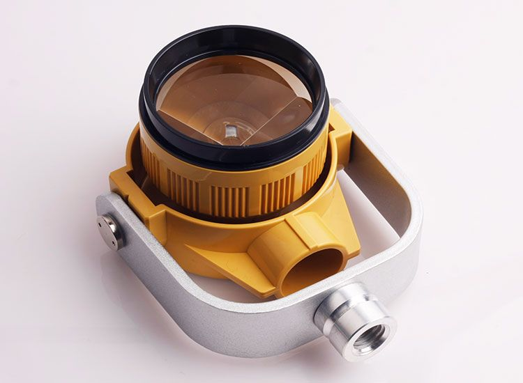 30//0MM Set w// Bag FOR NIKON TOPCON total stations NEW Yellow Prism
