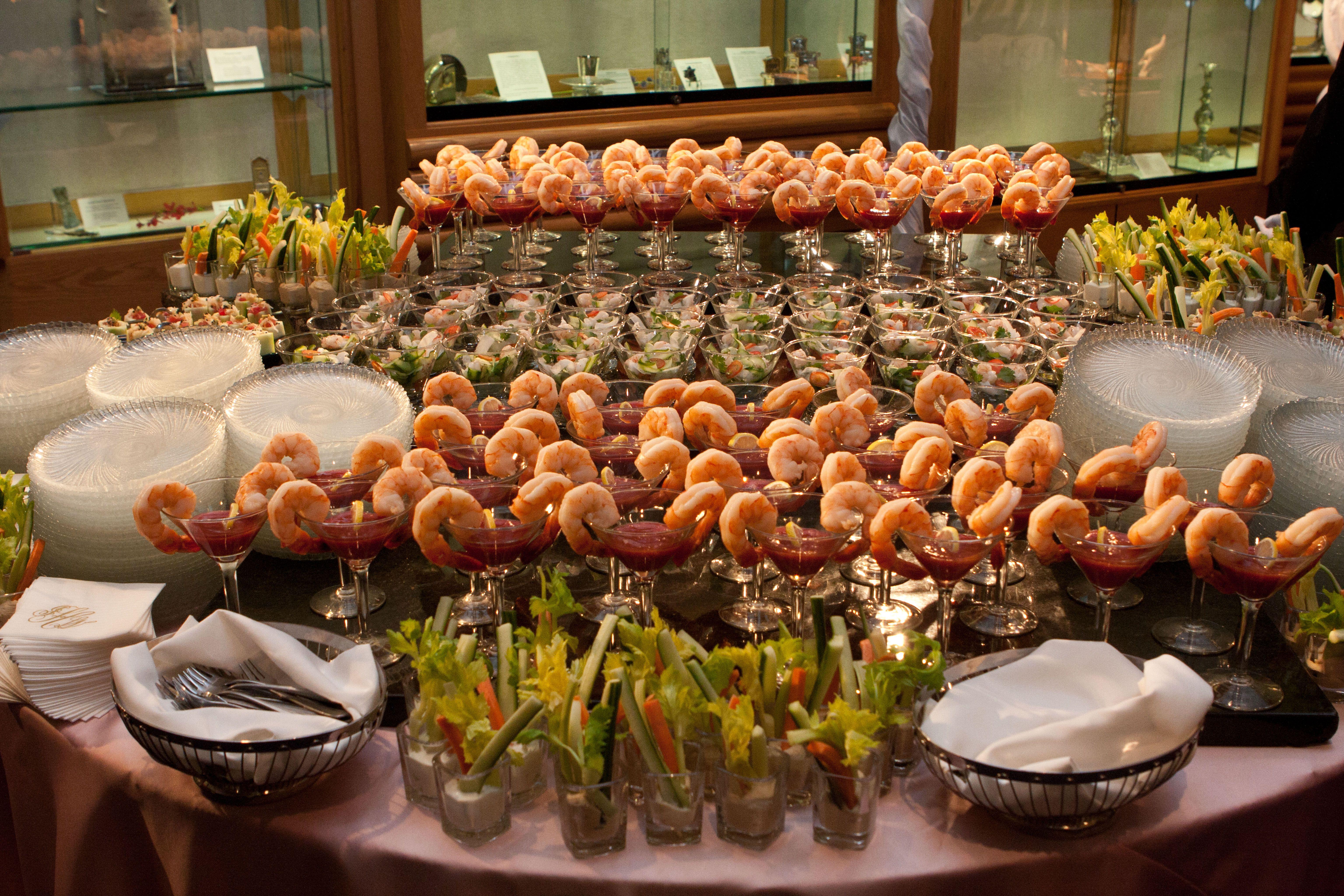 Food Station Matt Pice Ace Wedding Catering