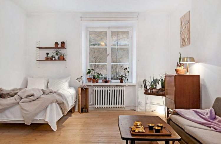 110 Top Layout Ideas for Tiny Studio Apartment Ideas - Page 105 of