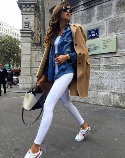 Super sport shoes outfit beige ideas #sport