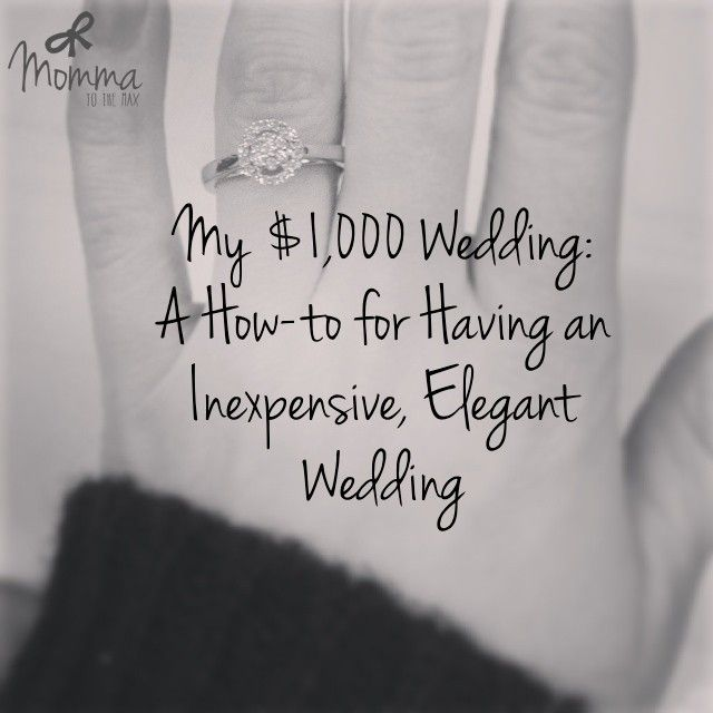 Please Note These Are Tips For A Small Low Key Wedding This Is Those Of You That Can T Afford An Extravagant Ceremony And Reception