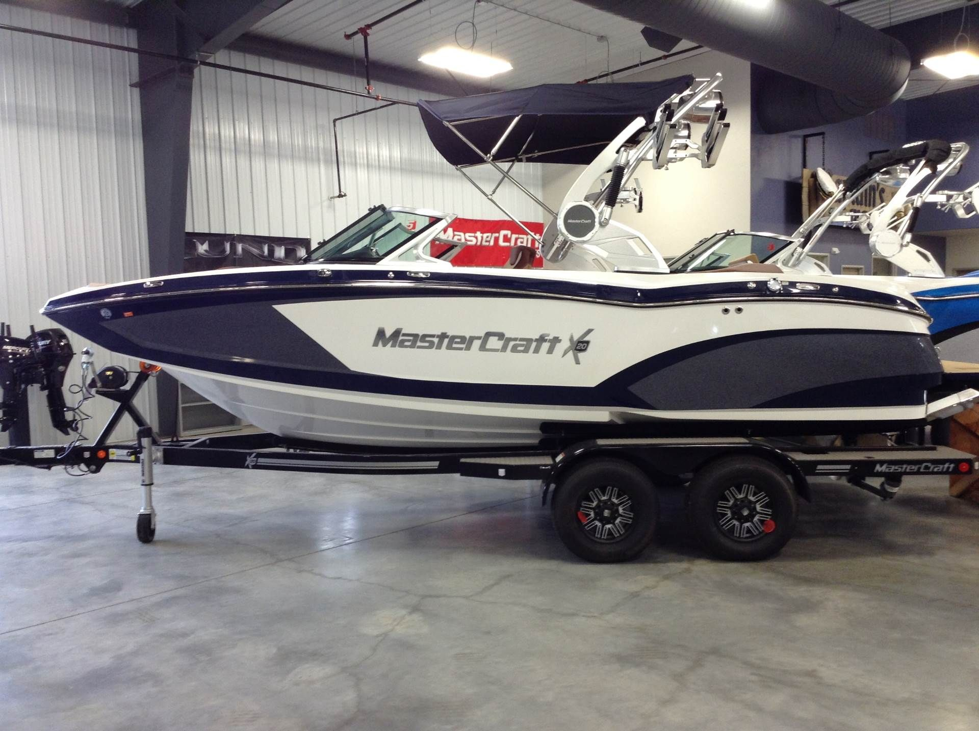 2018 Mastercraft X20 For Sale At Captain S Marine In Kalispell