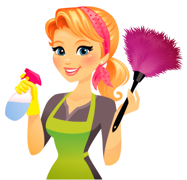 Cute Cartoon Maid House Cleaning Services Business Card Zazzle Com In 2021 Cleaning Cartoon House Cleaning Services Cleaning Service