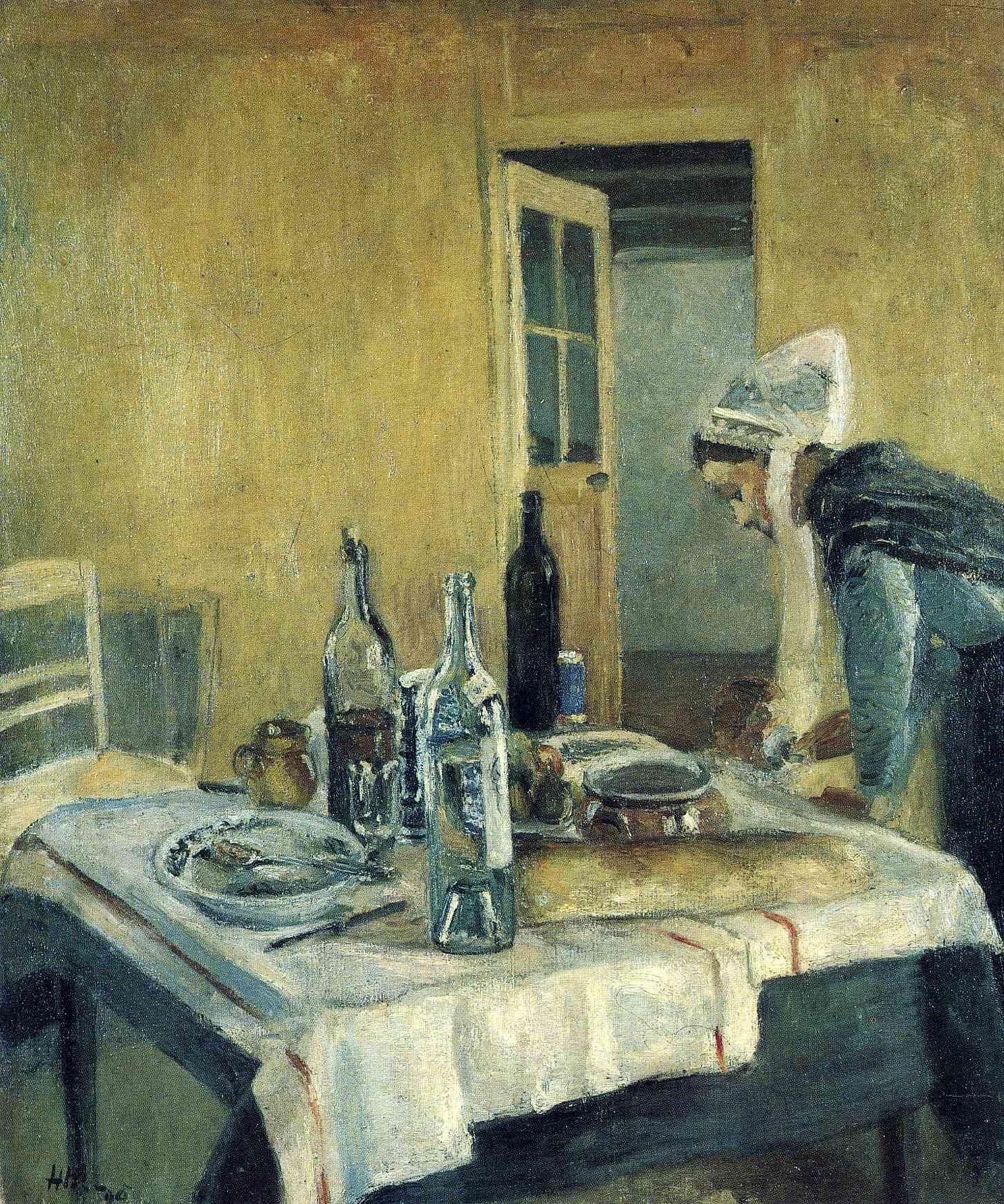 La Serveuse bretonne 1896 serveuse bretonne Pinterest