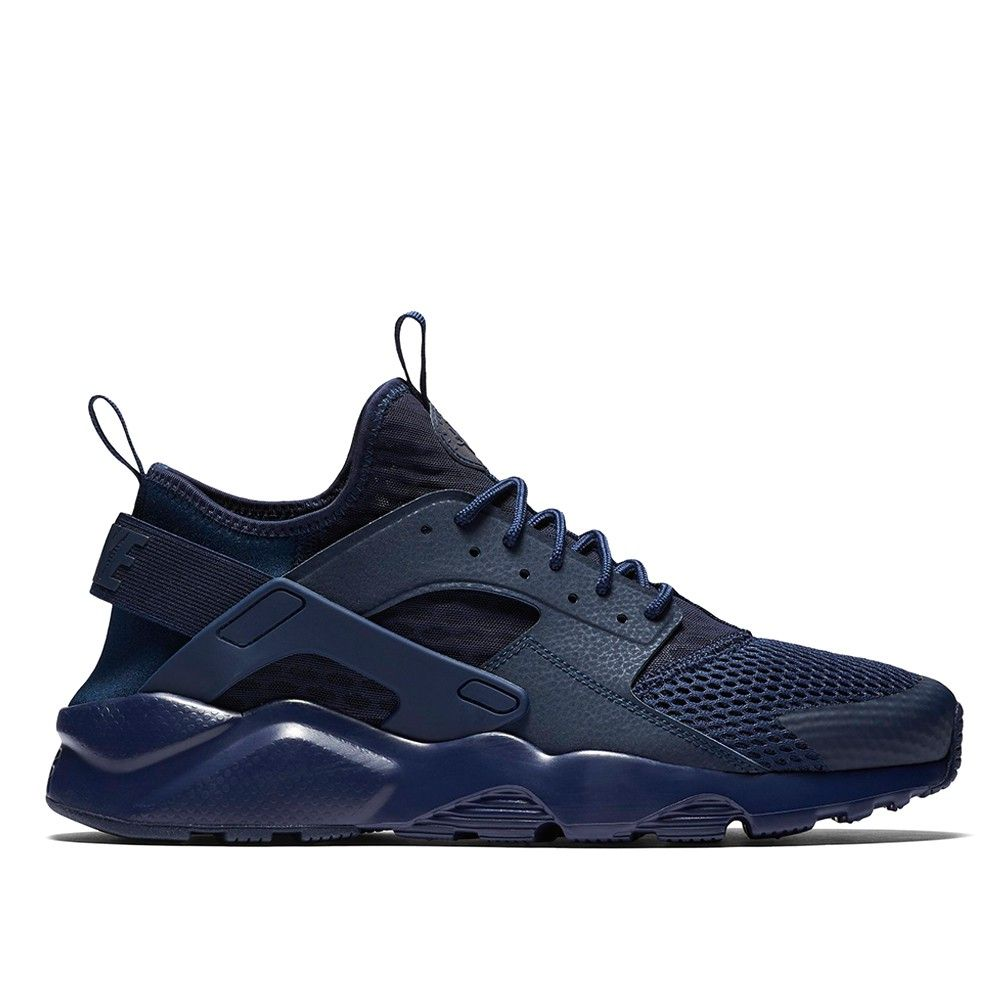 8e020eba357 Nike Air Huarache Run Ultra Breathe (dark blue   dark blue) - Free Shipping  starts at 75€ - thegoodwillout.com