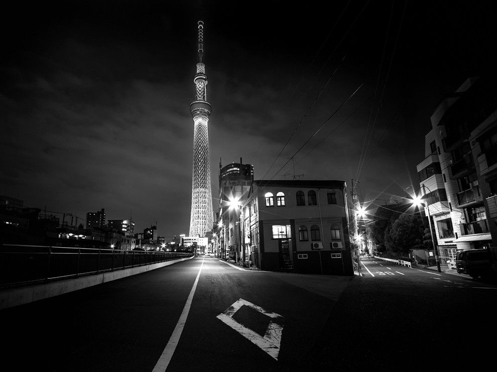 Tokyo Picture -- Japan Wallpaper -- National Geographic Photo of the Day