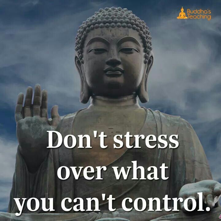 Citaten Over Stress : Don t stress over what you can control dalai lama