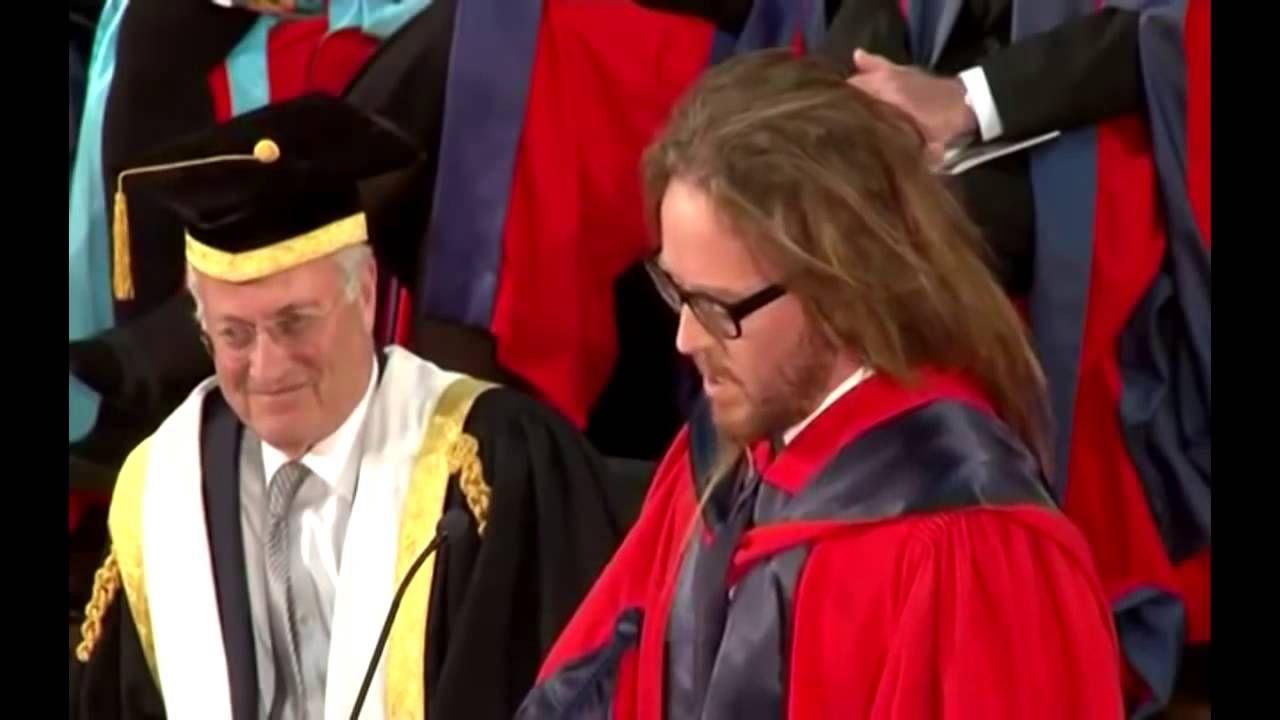 uwa graduation speech tim