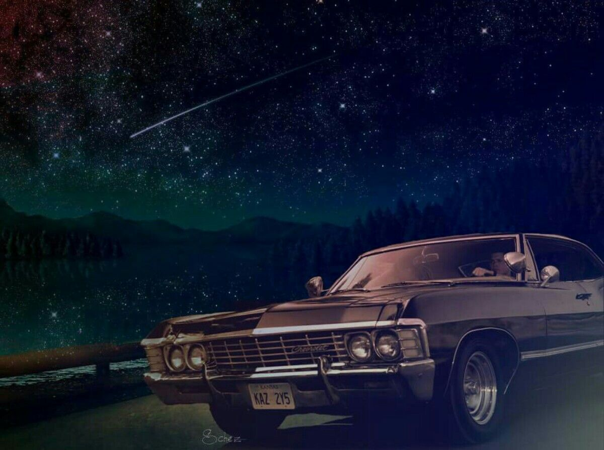 Pin By Crystal Clemmons On Obsession Part 3 Supernatural Impala