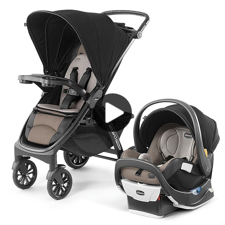 First Chicco Bravo Trio Travel System In South in 2020