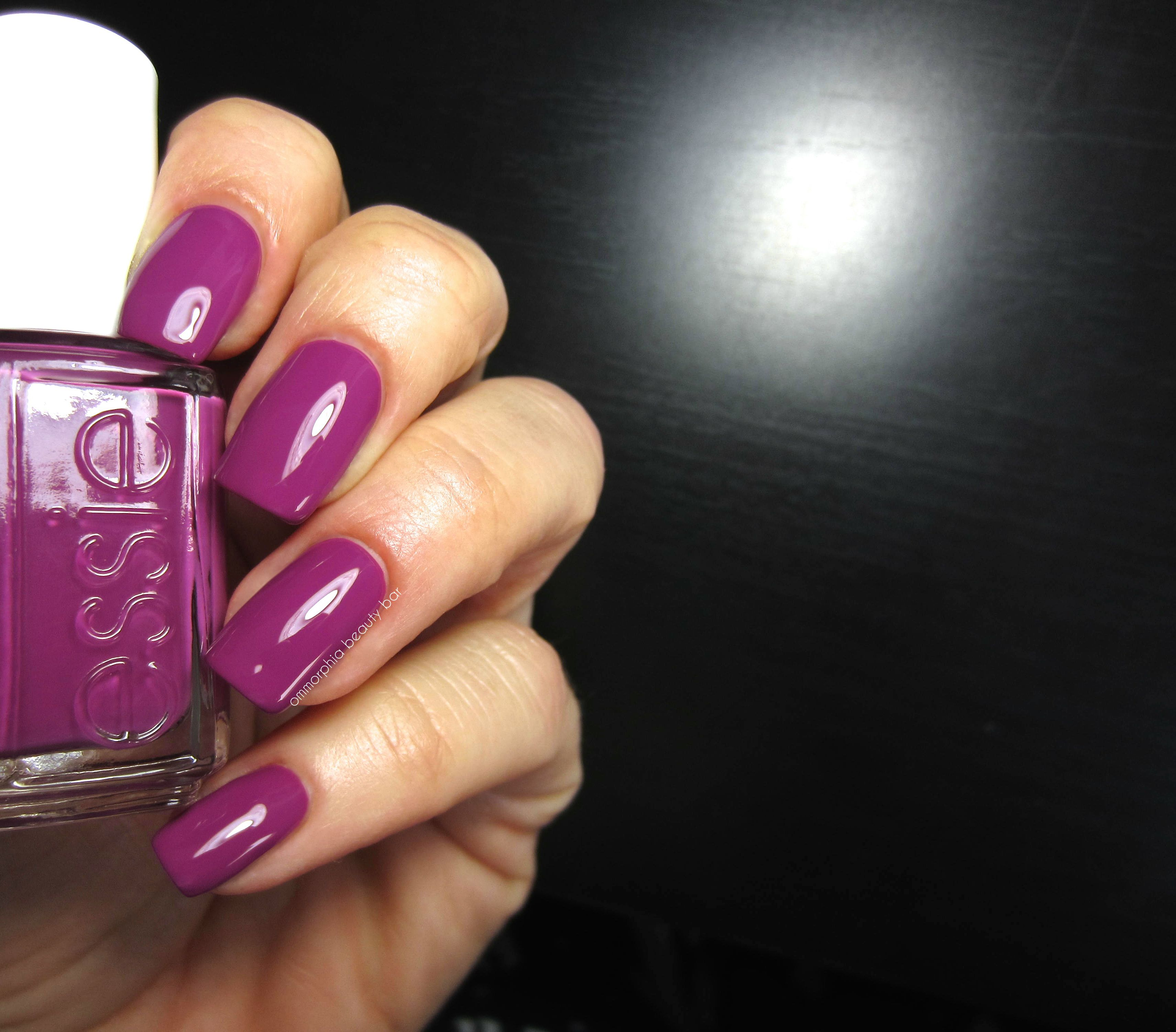 Essie Flowerista fab colour. Gorgeous swatches of all the new Essie ...