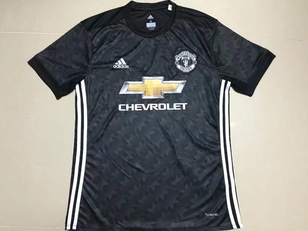 Pin Em 17/18 Manchester United LUK AKU POGBA Soccer Jersey