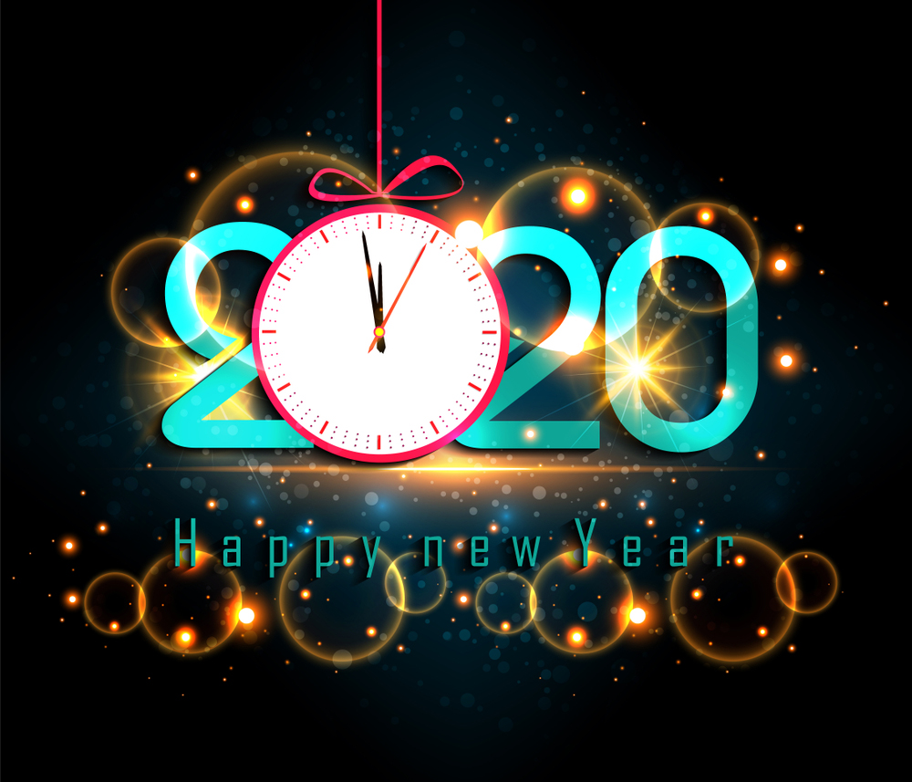 Best Hd Happy New Year 2020 Wallpapers For Desktop Happy New Years Eve New Years Eve Images New Year Wishes