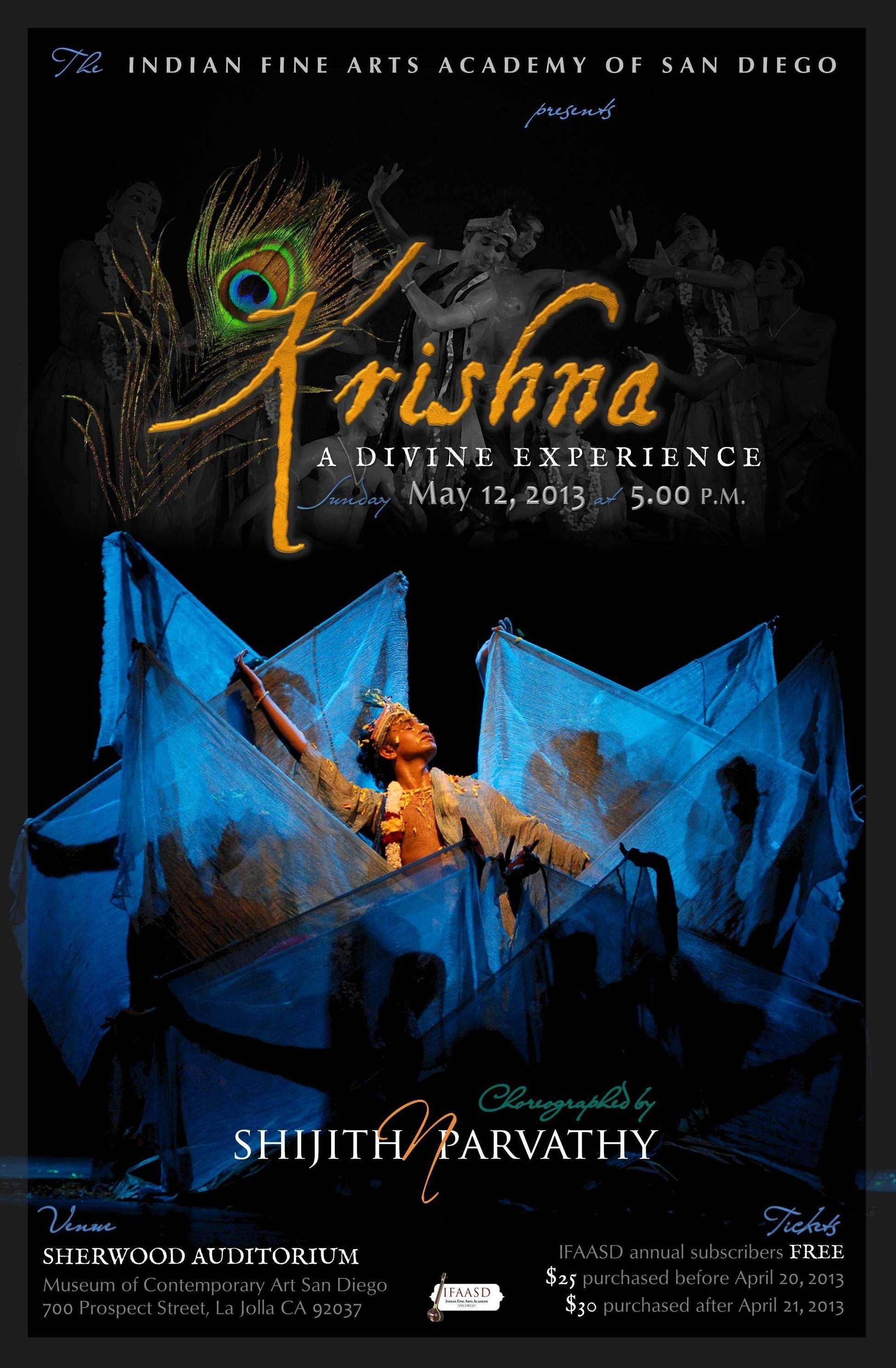 Poster design for technical events - Dance Poster Design By Viya Design Studio