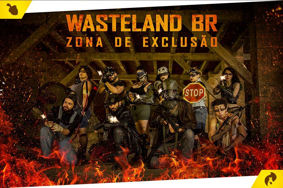 Ensaio fotografico do Evento Wasteland BR, que homenageia títulos pós- Apocalípticos como MADMAX.  Todos os Direitos reservados. Por: Jonathan Silva
